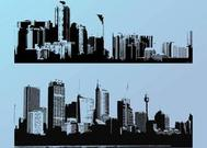 Big City Silhouettes