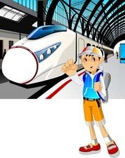 Travelling vector 13