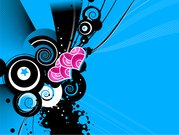 Abstract vector illustration Abstract trend