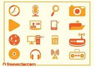 Tech Vector Icons
