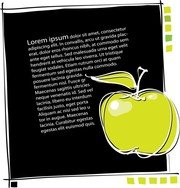 Appledesigned Templates Vector Line Drawing 3