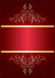 Red Gorgeous Background
