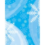 SNOWY CHRISTMAS BACKGROUND.eps