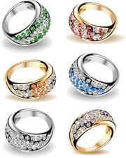Precious Wedding Ring 03