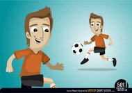 Soccer Player Character