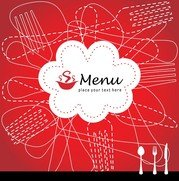 Exquisite Menu Cover 01