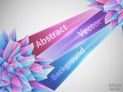 Cool Threedimensional Graphics Vector 1