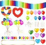 Beautifully Colored Balloons 05