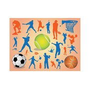 SPORT VECTOR SILHOUETTES.eps