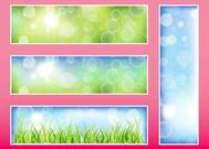 Natuur Banners