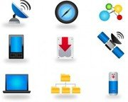 Stock Multimedia Vector icons