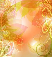 Pattern poster vector-2
