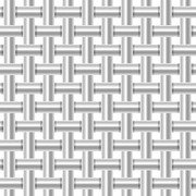 Silver Metallic Pipe Pattern Background