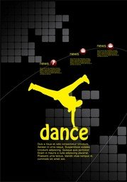 Dance Posters Template
