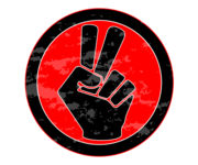 Victory Sign Vector Art Free