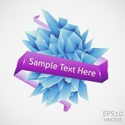 Cool Threedimensional Graphics Vector 3