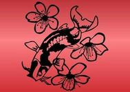 Koi Fish Graphics