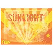 FREE VECTOR SUNLIGHT BACKGROUND.ai