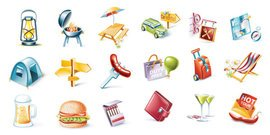 Outdoor Travel Themes icon