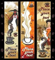Women And Coffee Theme