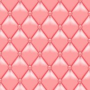 Realistic Pinkish Upholstery Leather Background
