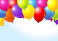 Beautifully Colored Balloons 04