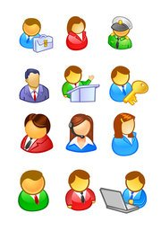 People User icon