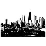 CITY SKYLINE VECTOR IMAGE.eps