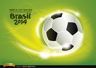 Fond de coupe du monde 2014 de football