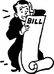 Worried About A Bill