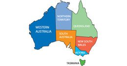 Free Map Australia Clipart and Vector Graphics   Clipart.me