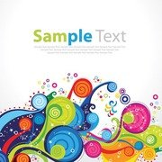 Trend Colorful Pattern