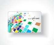 Colorful Card Background