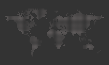 Free Dotted World Map