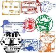 Passport Stamp Seal 02