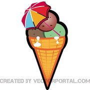ICE CREAM VECTOR IMAGE.eps