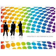 COLORFUL ABSTRACT BUSINESS BACKGROUND.eps