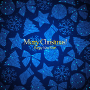 Ornament Pattern Template Christmas Card
