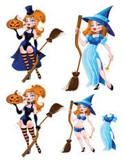 Little Witch Halloween