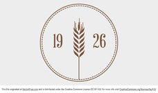 Free Agriculture Badge