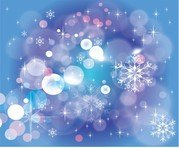 Winter Vector Design Graphic