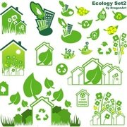 Vectors-Ecology Set
