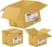 Logistics And Express Special Cartons 01