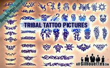 52 photos de tatouage tribal