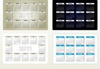 Beautiful 2011 Calendar Template 05