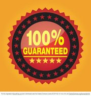 100% Guaranteed Badge