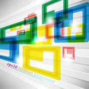 Colorful Trend Background