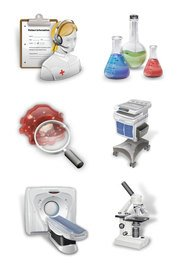Laboratory, microscope, scanner