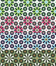 Modello scandinavo Design gratis Photoshop e Illustrator Patterns