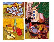Van Gogh works three